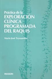 INTRODUCCION A LA EXPLORACION PROGRAMADA DEL RAQUIS