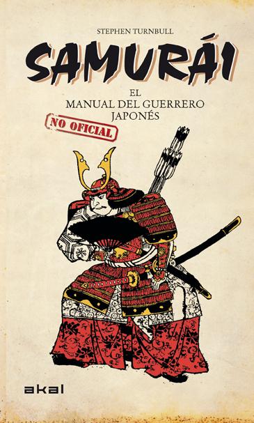 SAMURÁI, EL MANUAL DEL GUERRERO JAPONÉS