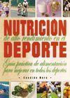 NUTRICIÓN DE ALTO RENDIMIENTO EN EL DEPORTE GUÍA PRÁCTICA DE ALIMENTAC