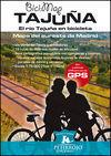 EL RÍO TAJUÑA EN BICICLETA : MAPA DEL SURESTE DE MADRID. BICI:MAP