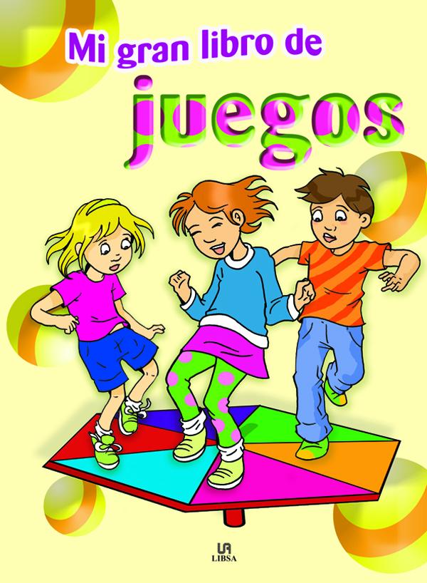 EL GRAN LIBRO DE JUEGOS