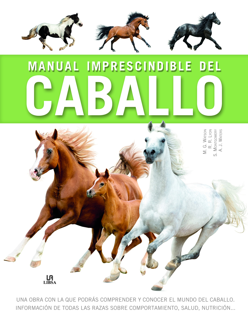 MANUAL IMPRESCINDIBLE DEL CABALLO