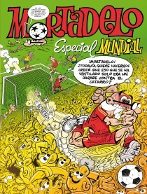 MORTADELO Y FILEMÓN. ESPECIAL MUNDIAL 2014