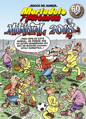 MUNDIAL 2018 (MAGOS DEL HUMOR MORTADELO Y FILEMÓN 188)