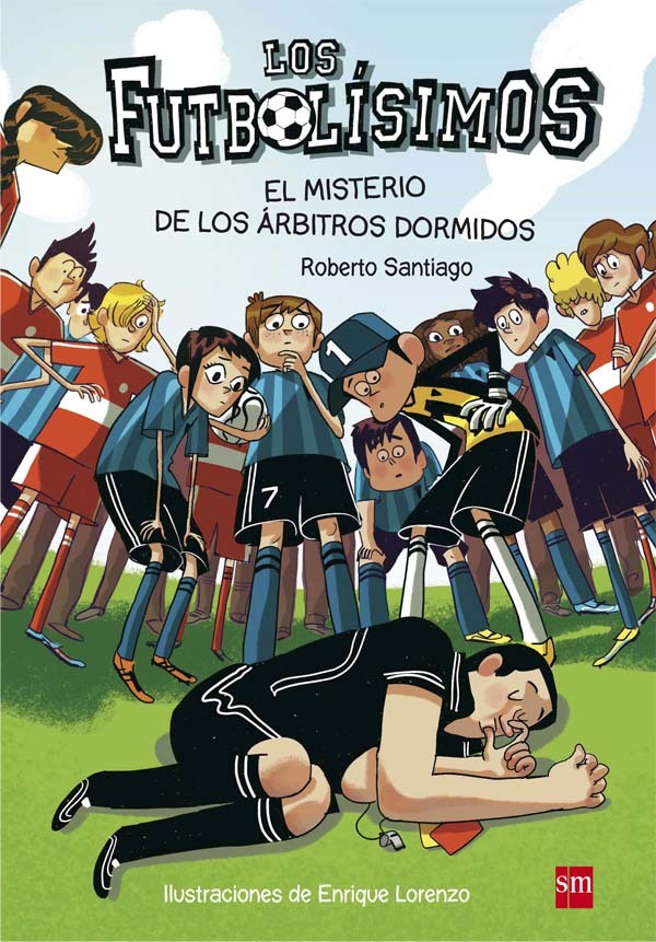 EL MISTERIO DE LOS ARBITROS DORMIDOS