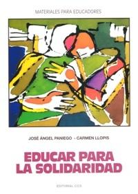 EDUCAR PARA LA SOLIDARIDAD