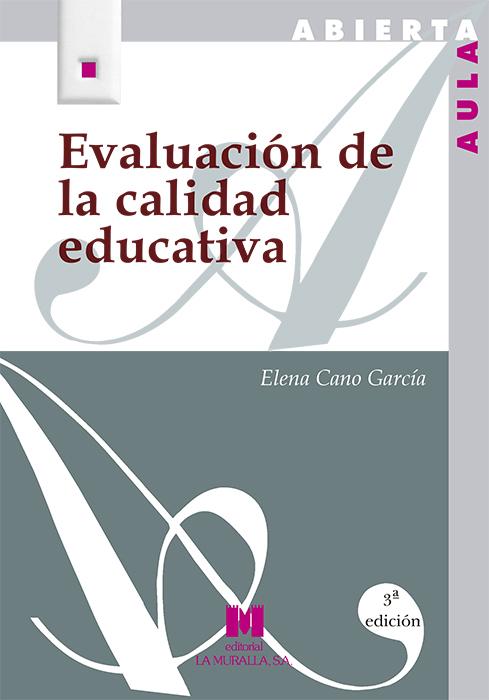 EVALUACIÓN DE LA CALIDAD EDUCATIVA