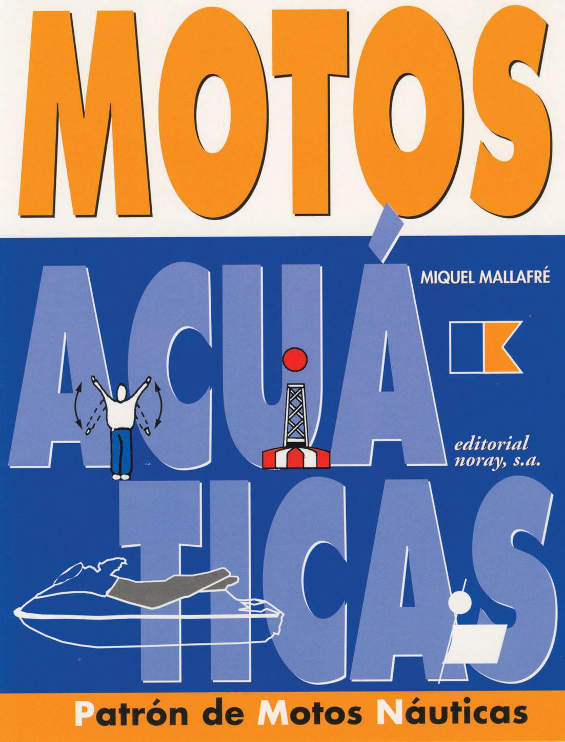 PATRÓN DE MOTOS ACUÁTICAS