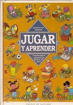 JUGAR Y APRENDER PASATIEMPOS EDUCATIVOS DE 0 A 10 AÑOS