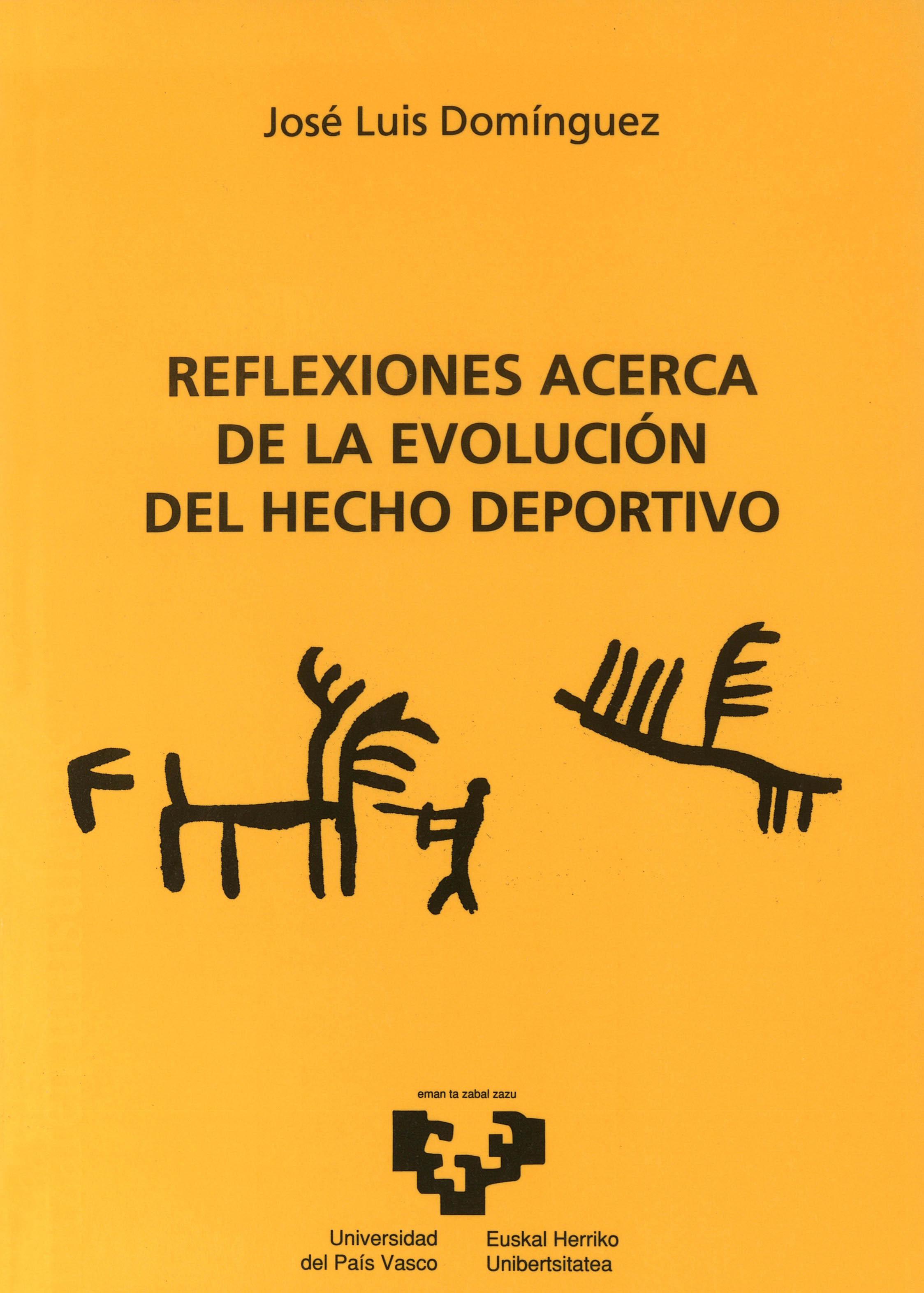 REFLEXIONES ACERCA DE LA EVOLUCION DEL HECHO DEPORTIVO