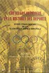 LOS JUEGOS OLÍMPICOS EN LA HISTORIA DEL DEPORTE