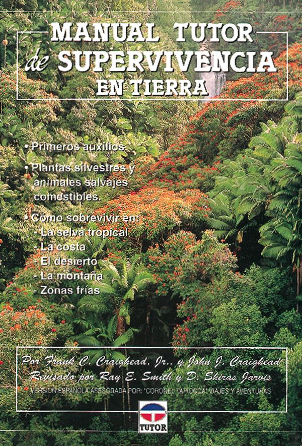 MANUAL TUTOR DE SUPERVIVENCIA EN TIERRA