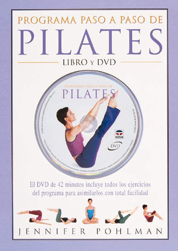 PROGRAMA PASO A PASO DE PILATES + DVD