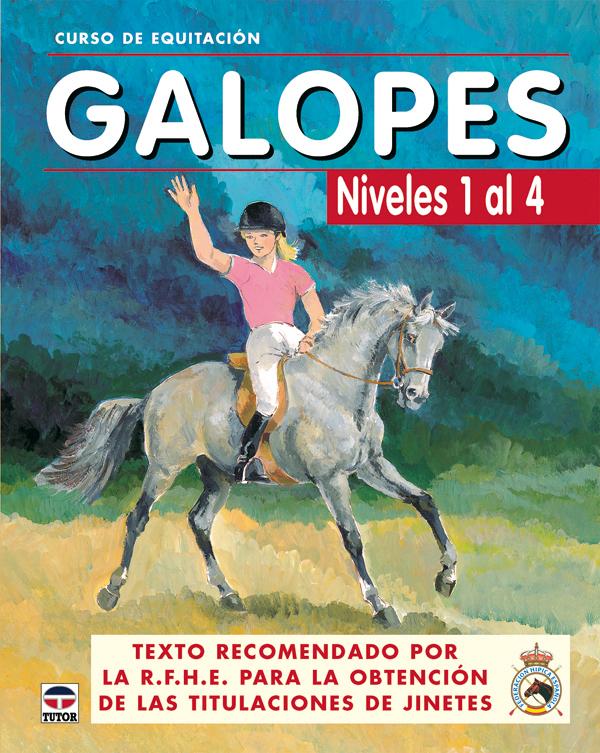 CURSO DE EQUITACIÓN. GALOPES NIVELES 1 AL 4