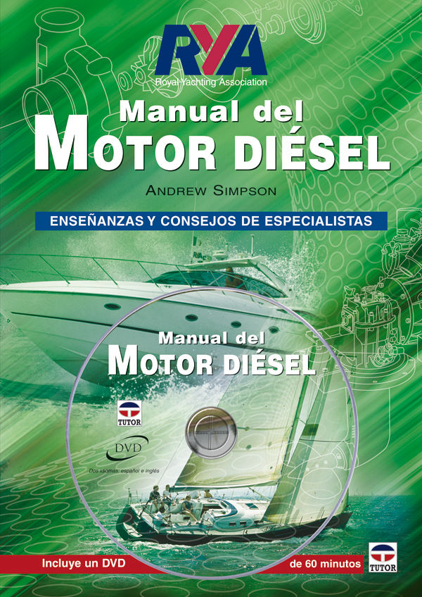 MANUAL DEL MOTOR DIÉSEL + DVD