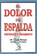 EL DOLOR DE ESPALDA. PREVENCIÓN Y TRATAMIENTO