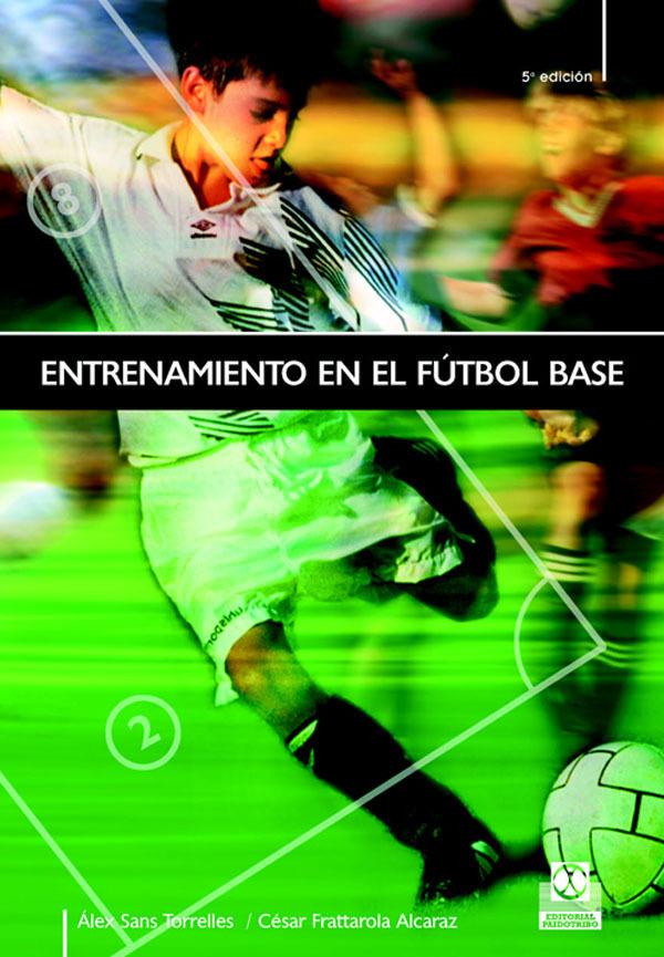 ENTRENAMIENTO EN FUTBOL BASE
