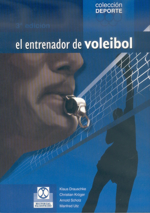 EL ENTRENADOR DE VOLEIBOL