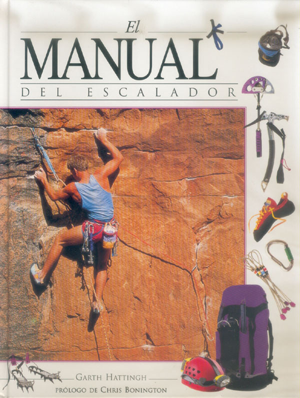 EL MANUAL DEL ESCALADOR