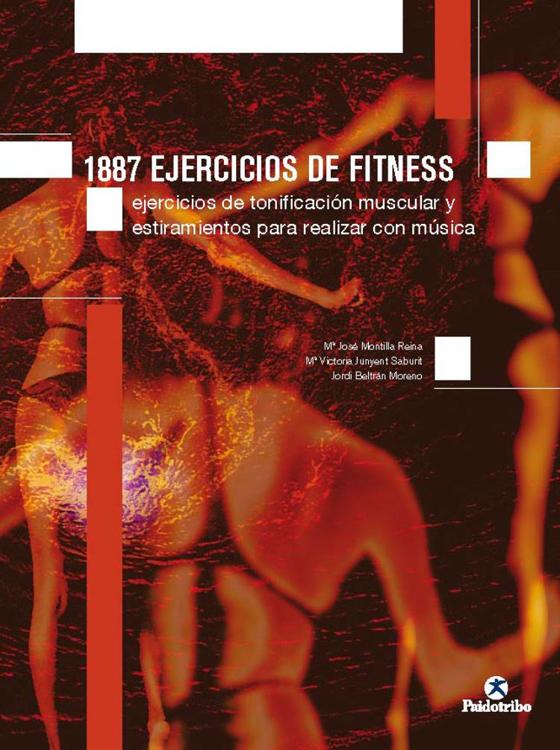 1887 EJERCICIOS DE FITNESS EJERCICIOS DE TONIFICACIÓN MUSCULAR Y ESTIR