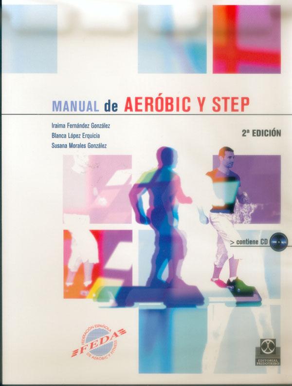 MANUAL DE AERÓBIC Y STEP