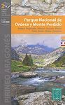 PARQUE NACIONAL DE ORDESA Y MONTE PERDIDO [2 MAPAS] 1:25.000