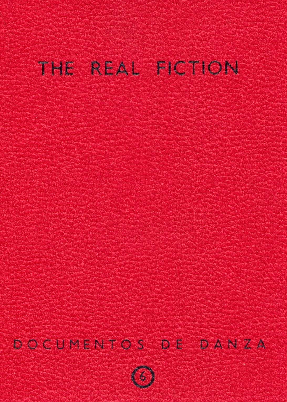 THE REAL FICTION
