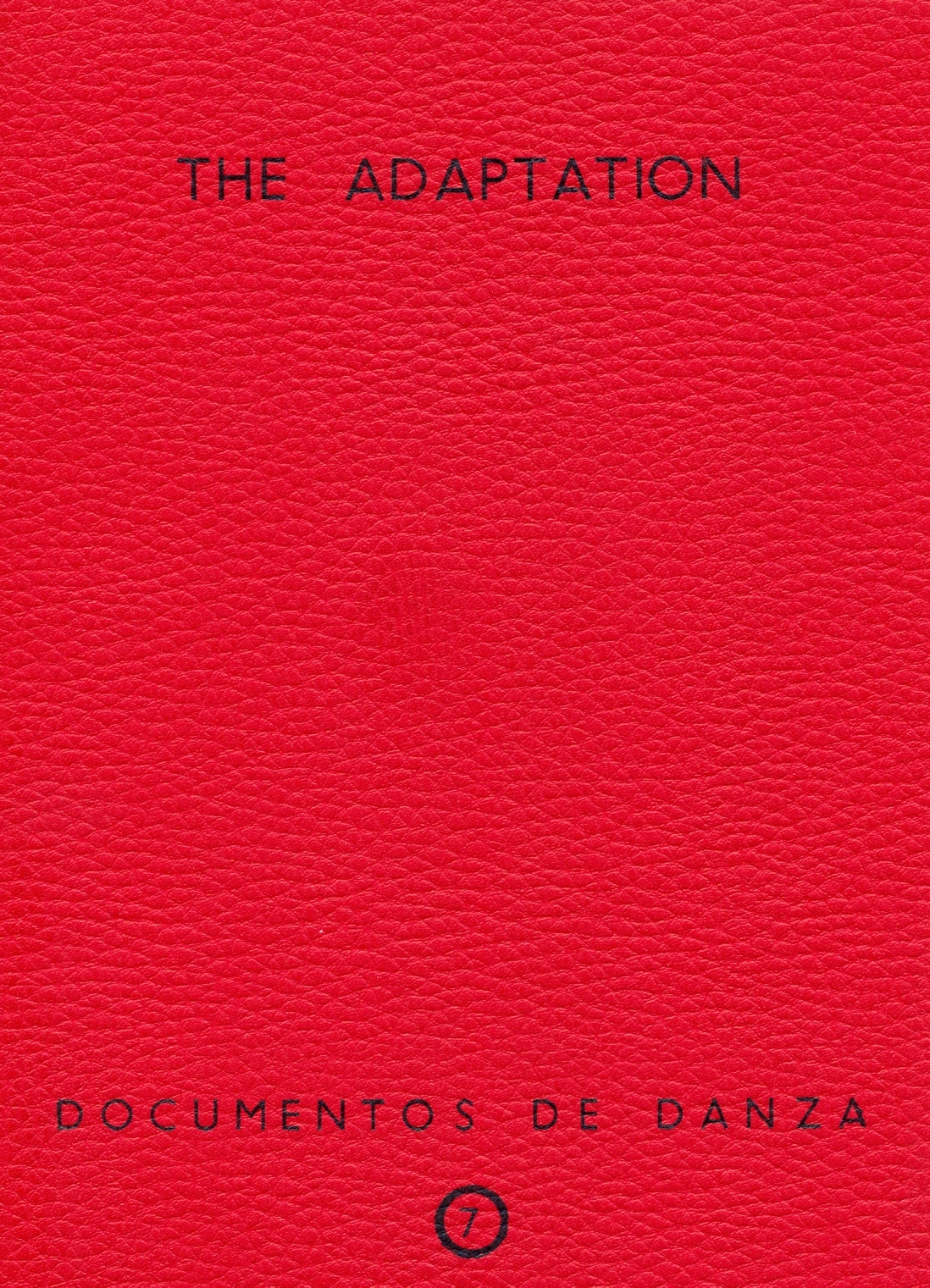 THE ADAPTATION