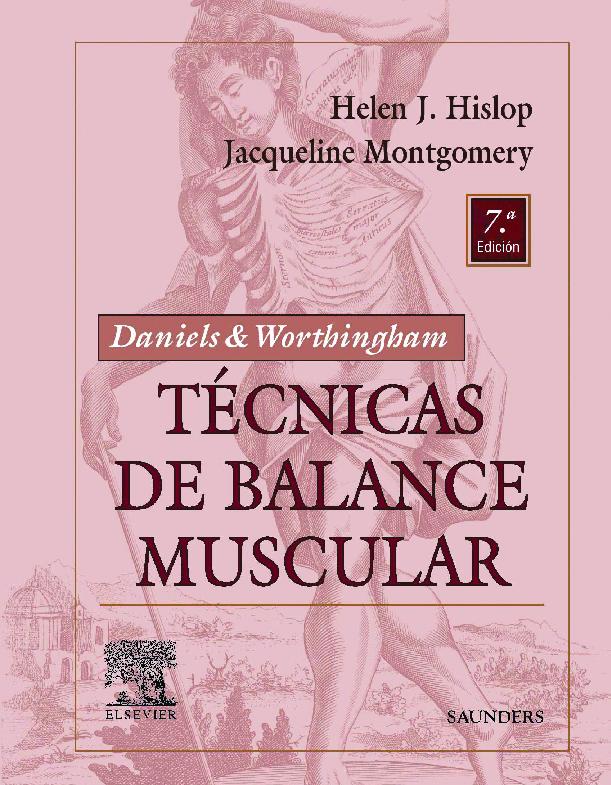 TÉCNICAS DE BALANCE MUSCULAR 7ª EDICIÓN