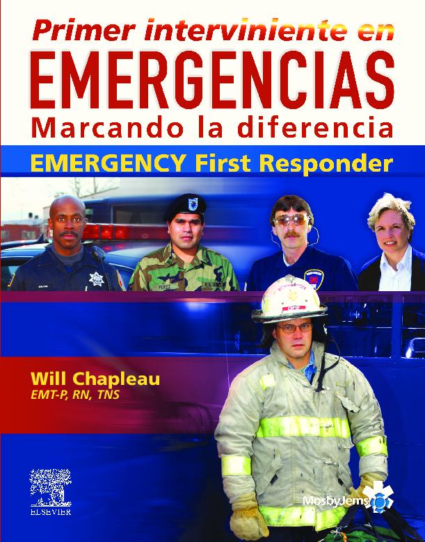 PRIMER INTERVINIENTE EN EMERGENCIAS : MARCANDO LA DIFERENCIA