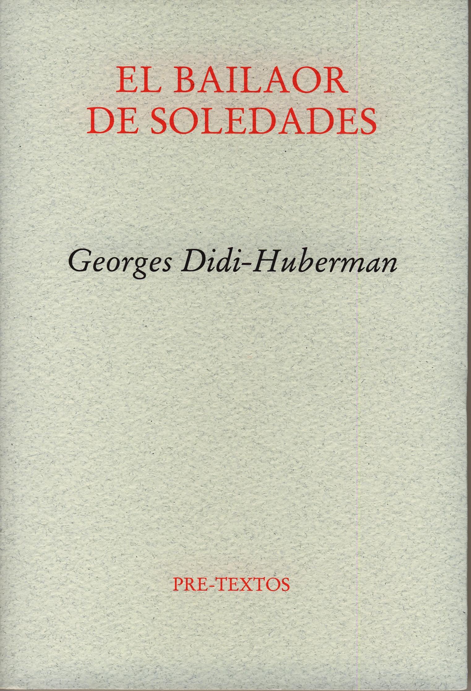 EL BAILAOR DE SOLEDADES