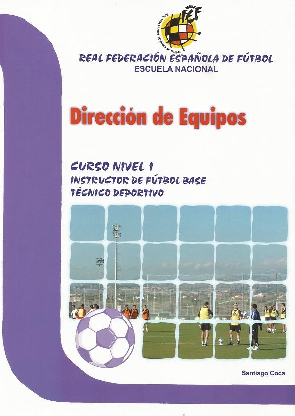 DIRECCION DE EQUIPOS CURSO NIVEL -1