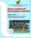 TEORÍA Y PRÁCTICA DEL ENTRENAMIENTO DEPORTIVO (P.F.) CURSO NIVEL -3