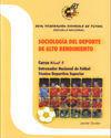 SOCIOLOGÍA DEL DEPORTE DE ALTO RENDIMIENTO CURSO NIVEL -3