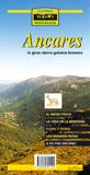 ANCARES  (NATURGUÍA + MAPA) LA GRAN SIERRA GALAICO-LEONESA