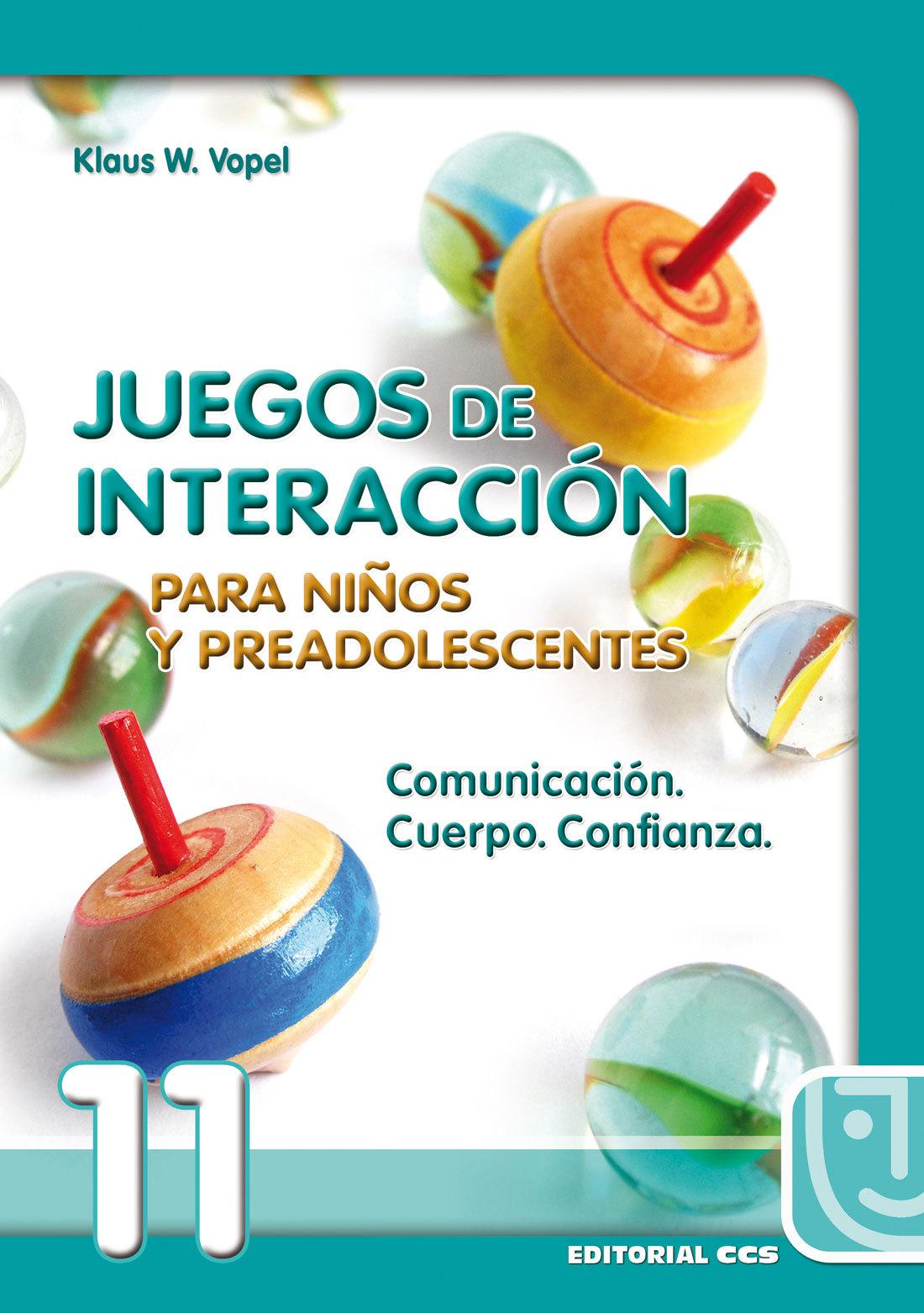 JUEGOS DE INTERACCION PARA NIÑOS Y PREADOLESCENTES Nº 11