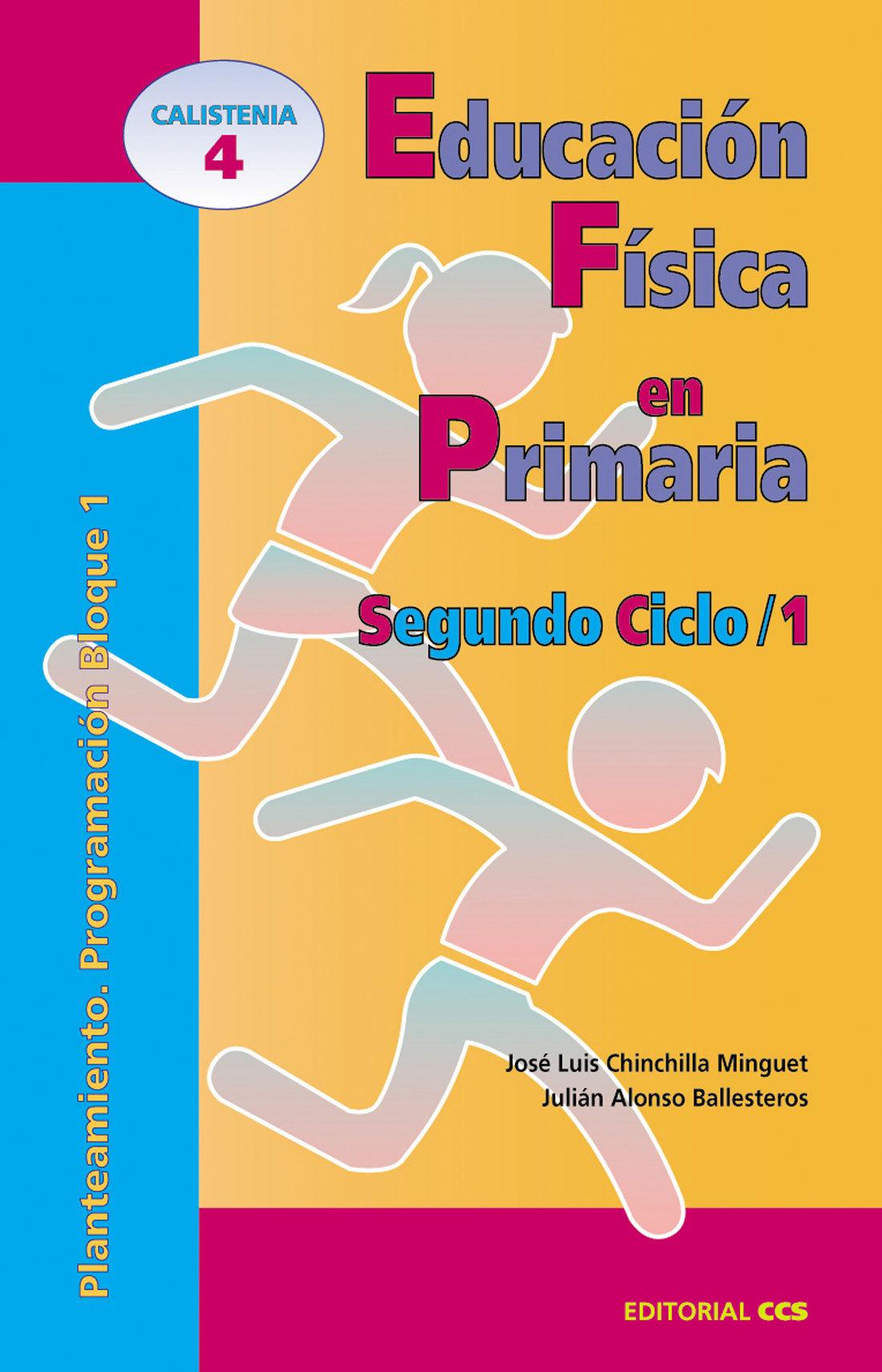 CALISTENIA 4 EDUCACION FISICA EN PRIMARIA SEGUNDO CICLO/1
