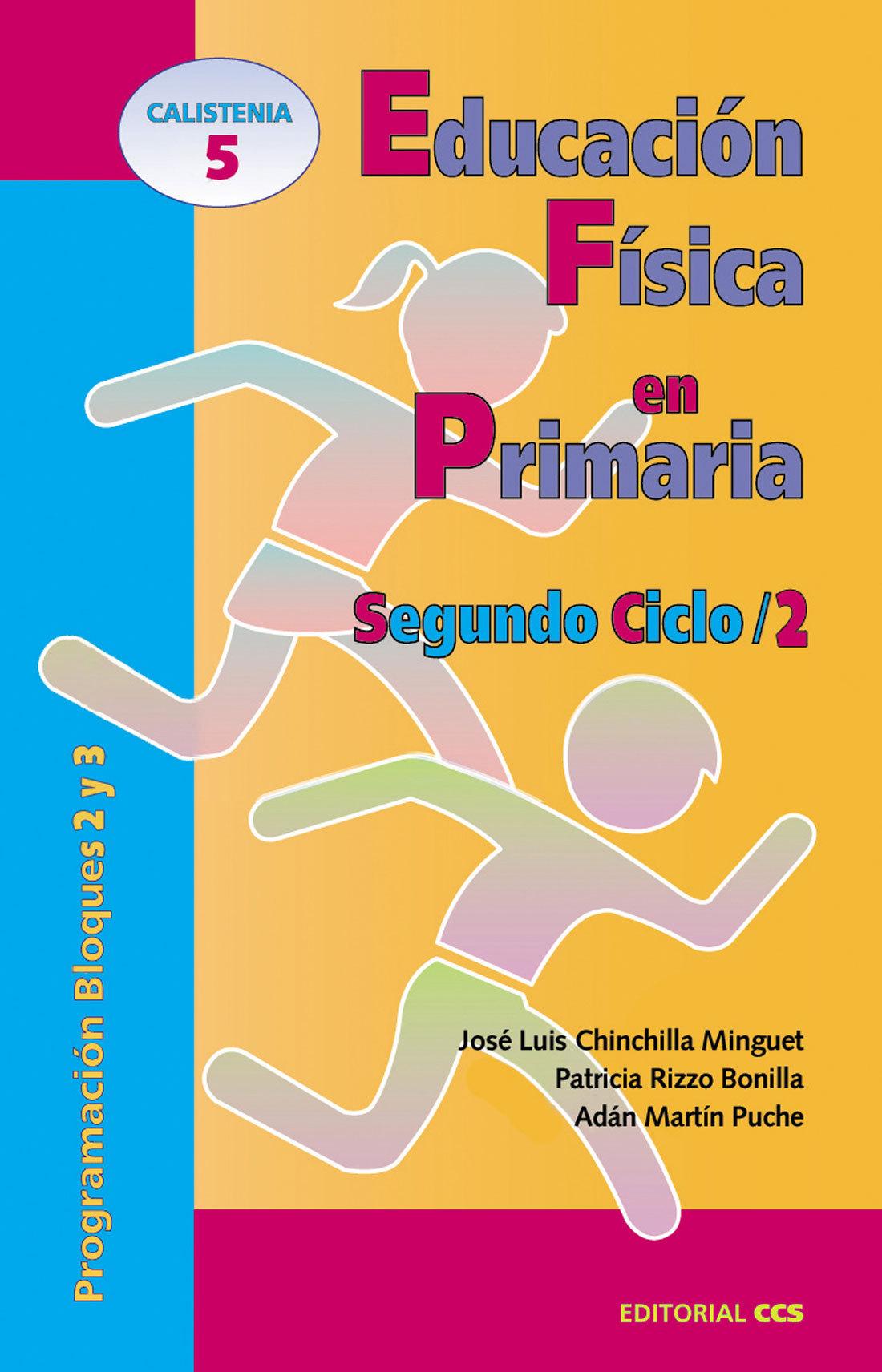 CALISTENIA 5 EDUCACION FISICA EN PRIMARIA SEGUNDO CICLO/2
