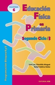 CALISTENIA 6 EDUCACION FISICA EN PRIMARIA SEGUNDO CICLO/3