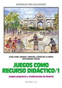 JUEGOS COMO RECURSO DIDÁCTICO/1