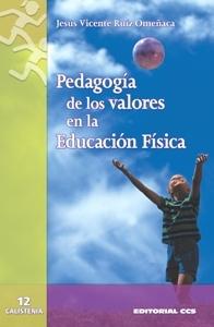 CALISTENIA 12: PEDAGOGÍA DE LOS VALORES EN LA EDUCACIÓN FÍSICA