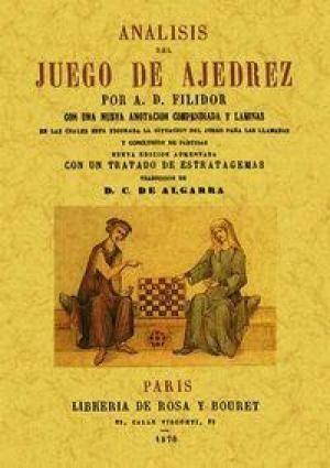 ANALISIS DEL JUEGO DE AJEDREZ