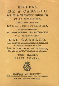 ESCUELA DE A CABALLO VOL I-II