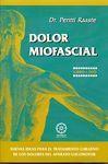 DOLOR MIOFASCIAL LIBRO + DVD