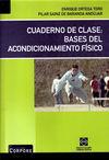 CUADERNO DE CLASE : BASES DEL ACONDICIONAMIENTO FÍSICO