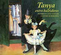 TANYA ENTRE BASTIDORES