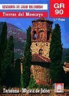 GR 90. TIERRAS DEL MONCAYO. 1 FASE. TARAZONA-MORATA DE JALON