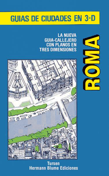 ROMA GUIA DE CIUDADES EN 3-D