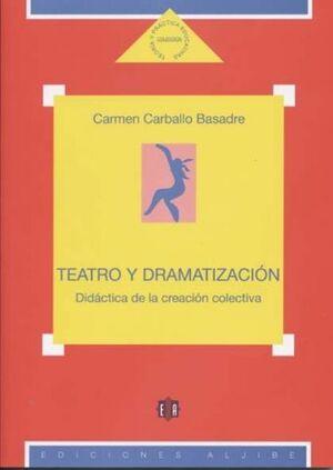 TEATRO Y DRAMATIZACION, DIDACTICA DE LA CREACION CREATIVA