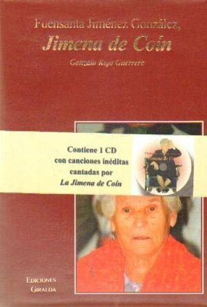 JIMENA DE COÍN + CD